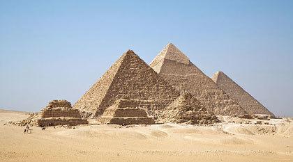 Boas Notícias - Egipto: 17 novas pirâmides descobertas | Historia e Tecnologia | Scoop.it