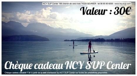 Offrez du paddle pour Noël : bon cadeaux, stand up paddle d'occasion - | Annecy | Scoop.it