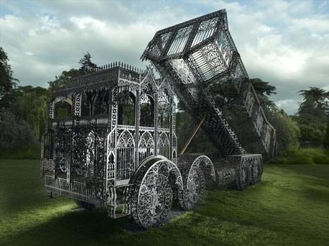 Exposition - Art contemporain - Wim Delvoye  Au Louvre | Beauty Enhancers | Scoop.it