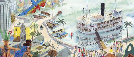 Livres pour enfants : des invitations au voyage - Le Point | Trucs de bibliothécaires | Scoop.it