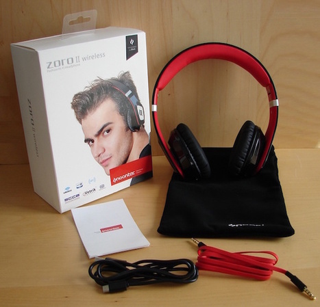 Test Noontec Zoro II Wireless : si t'as pas d'argent pour un Beats Solo3 Wireless... prends un Zoro | ON-ZeGreen | Scoop.it