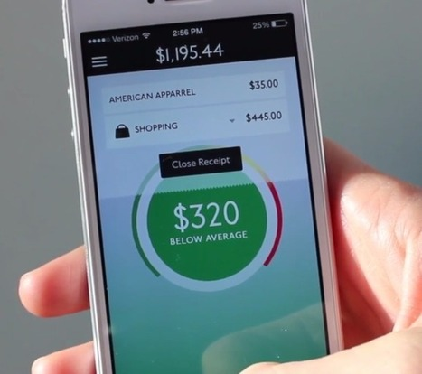 Moven Bags $8M To Take Its Mobile Banking App Overseas | TechCrunch | Our Selection of Today's Banking News | Scoop.it