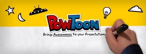 PowToon - Créez des vidéos animées | médiathèques | Scoop.it