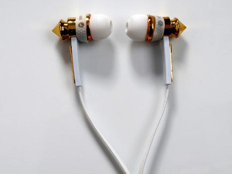 Eye-catching Lady Gaga Heartbeats In-Ear Headphones White II_hellobeatsdreseller.com   Hot Steelers Beats By Dre Sale   Scoop.it