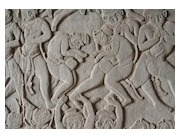 Year 7–8 The Arts: Angkor Wat bas-relief carvings | Asia Education Foundation | Cambodia Study Program, June-July 2013 | Scoop.it