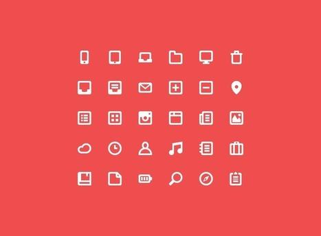 IconStore | plasticando | Scoop.it