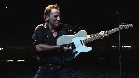 "Bruce Springsteen to Compete for Two Honors at the 2013 ""Billboard"" Music Awards Next Month - Smooth Jazz 