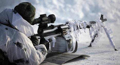 Les projets des troupes aéroportées russes en Arctique | Qu'est-ce qu'un réseau d'affaires ? | Scoop.it