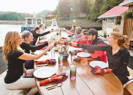 A mariner's dream where the food is as good as the scenery - Vancouver Sun | The Global Traveller | Scoop.it
