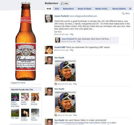 Case study: Is Facebook Screwing Your Brand?   Key account management   Scoop.it