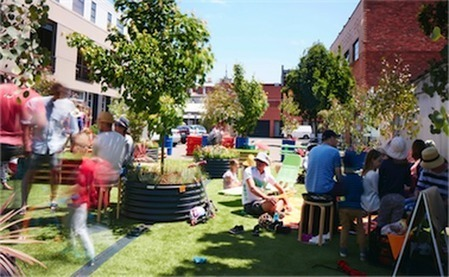 Pop up spaces won't save our cities, but here's 5 reasons why they're still important | Adaptive Cities | Scoop.it