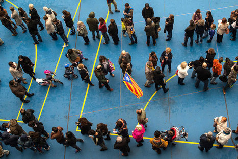 Catalonia Overwhelmingly Votes for Independence From Spain in Straw Poll | El diseño de un nuevo estado de Europa | Scoop.it