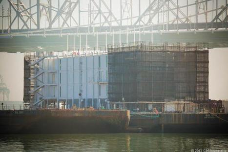 Is Google building a hulking floating data center in SF Bay? | Inside Google | Scoop.it