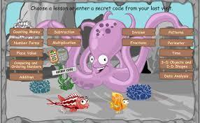 Math 3 Under the Sea! | Educational websites to use at home | Scoop.it