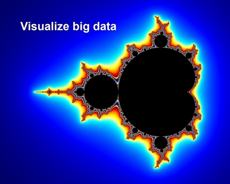 Five Web-based Apps to help you visualize big data | ESRM | Scoop.it