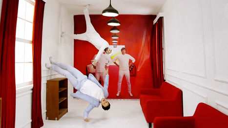 OK Go Made A Typically Crazy Video For A Chinese Furniture Company | Eye on concepts | Scoop.it