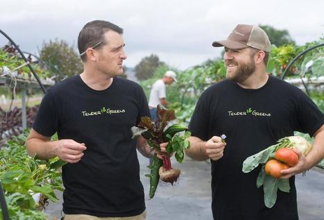 Battling the drought 'one dish' at time: Local restaurants launch water-wise strategies | Vertical Farm - Food Factory | Scoop.it