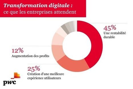Transformation digitale: les 10 commandements | Stratégie Digitale et entreprises | Scoop.it