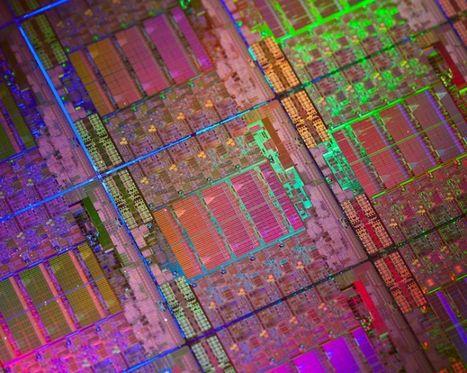 Intel cible les datacenters avec ses puces Xeon E5 | LdS Innovation | Scoop.it