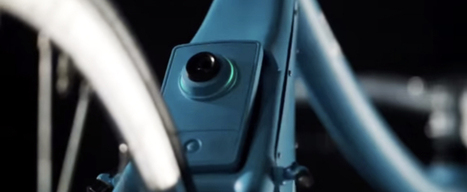 "La Smart Bike con sistema di sicurezza al laser - Wired | L'impresa ""mobile"" 