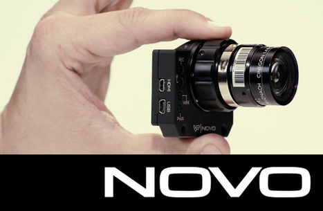 News from Radiant Images' Novo Digital Cinema Camera | Film & Cinema | Scoop.it