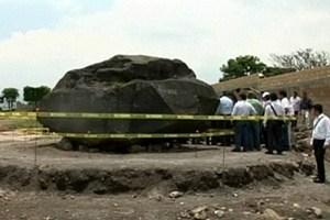 Découverte d'un monolithe dédié au Dieu Aztèque Tlaloc | Aux origines | Scoop.it