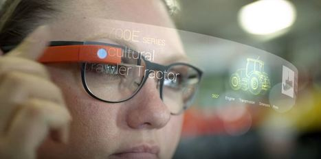 Smart glasses? It's all about perspective | EnterpriseWear Blog | Augmented Reality Games in Tourism | Scoop.it