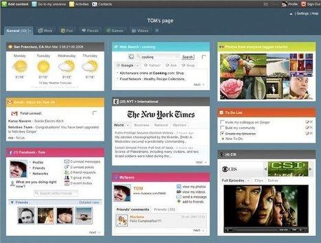 Beheer je sociale netwerken met een social media-dashboard | ZDNet.be | Social Media & sociaal-cultureel werk | Scoop.it