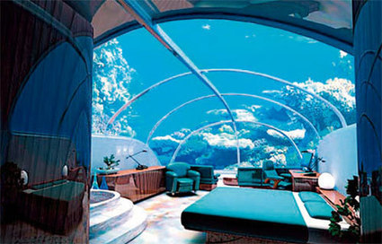 Asia's first underwater resort to open in 2013 | Coral Conservation | Scoop.it