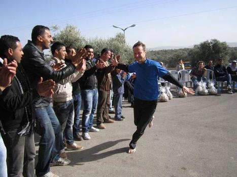 Run Across Palestine: The Finish Line! | Local Economy in Action | Scoop.it