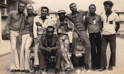 Lighting up Lagos: the stars of 1970s Nigerian rock music - in pictures   Art and Culture of Africa and Her Diaspora   Scoop.it