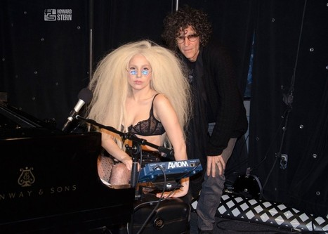 Lady Gaga Took Responsibility to Make Pain from the Past Look Beautiful - Disappearing Ink NYC | Business and Stuff | Scoop.it