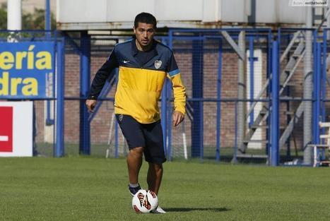 Twitter / TuitterBostero : Hoy Román hizo fútbol y se ... | Simplemente Fútbol | Scoop.it