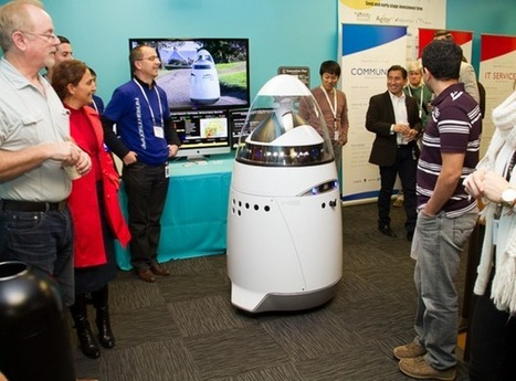 R2-D2? Dalek? Actually It's A Pre-Cog Robocop | Sciences & Technology | Scoop.it