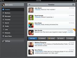 Tweetbot for iPad — Tapbots | Skolebibliotek | Scoop.it