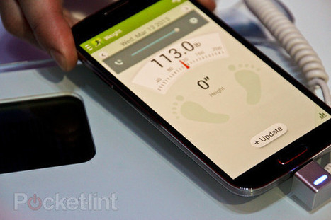 Samsung Galaxy S4 to include health peripherals | Patient | Scoop.it