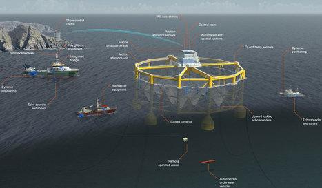 World's first 'offshore' aquaculture development project receives green light from Norwegian government - Kongsberg Maritime | 3A : Actualités Aquacoles & Aquaponiques | Scoop.it