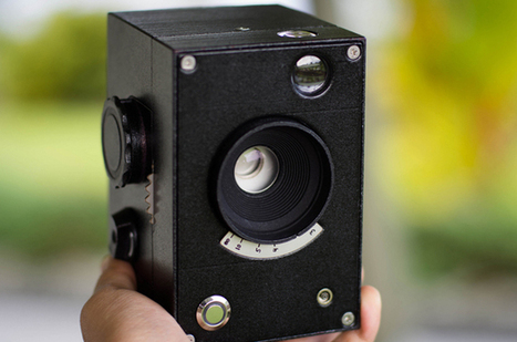 Behold Lux: The 100% Do it Yourself, 3D-Printed Medium-Format Camera | DSLR video and Photography | Scoop.it