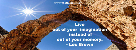 Facebook Cover Image - Quotes of Les Brown - TheQuotes.Net | Facebook Cover Photos | Scoop.it