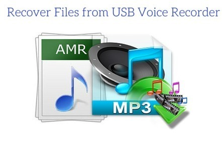 How to Recover Files from USB Voice Recorder on Windows/Mac | Rescue Digital Media | Scoop.it