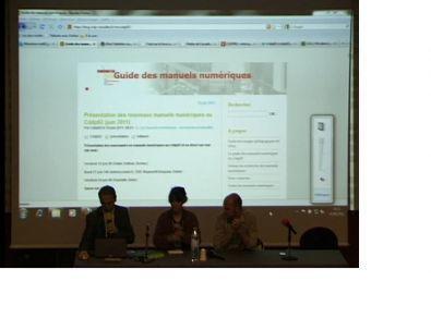 Où en sont les manuels numériques ? (juin 2011) - Guide des manuels numériques | sciences de l'information | Scoop.it