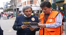 Municipalidad de La Victoria organizó simulacro de sismo en el ... | diplomado gerencia municipal | Scoop.it