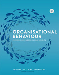 Test Bank For » Test Bank for Organisational Behaviour Emerging Knowledge Global Insights, 4th Australian Edition : McShane Download | Management Test Bank | Scoop.it