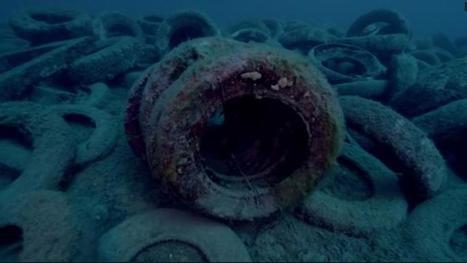 Des pneus au fond de la mer: une fausse bonne idée qui coûte cher | coups de coeur, coups de gueule | Scoop.it
