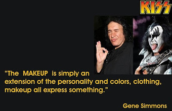♫Would you recognize them without makeup?♫ | Awakenings: America & Beyond | Scoop.it