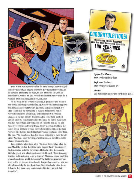 Book Review - Lou Scheimer: Creating the Filmation Generation | AWN | Animation World Network | JMC Animation & Games | Scoop.it
