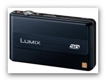 New Panasonic 3D Camera with dual lens - 24xindia News in Short | Machinimania | Scoop.it
