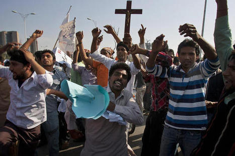 PAKISTAN Sindh, four Christians arrested for distributing religious materials - Asia News | North America South America | Scoop.it