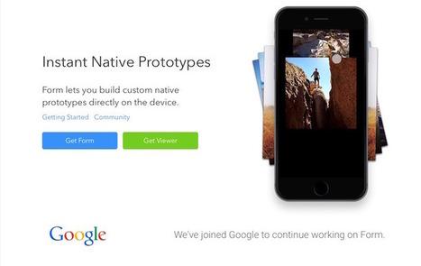 12 outils pour créer des prototypes de site web et d'application mobile | creation de sites web | Scoop.it