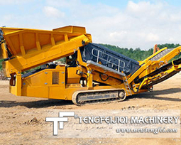 Crawler Mobile Screening Plant,Crawler Screening,Portable Screening, portable Crushing & screenning - Mobile Crushing Plant - Tengfei Machinery | Ball Mill for AAC plant,AAC Bucket Elevator,Jaw Crusher for AAC Plant | Scoop.it